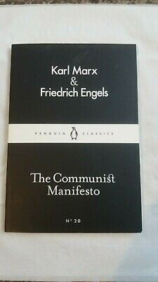 The Communist Manifesto   By Karl Marx And Friedrich Engels. ( Penguin Classics) • 3.50£