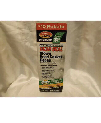 $33.99 • Buy  Bars Leaks Blown Head Gasket And Cooling Sealant 33.8 Oz. Free Shipping