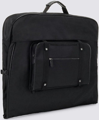 £39.99 • Buy Suit Carrier For Mens/ladies With Laptop/tablet Bag By Marks & Spencer Rrp 79.00