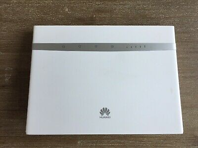 AU85 • Buy HUAWEI B525s Wireless Router, Lock To Optus 4G LTE Modem, WWAN - 802.11b/g/n