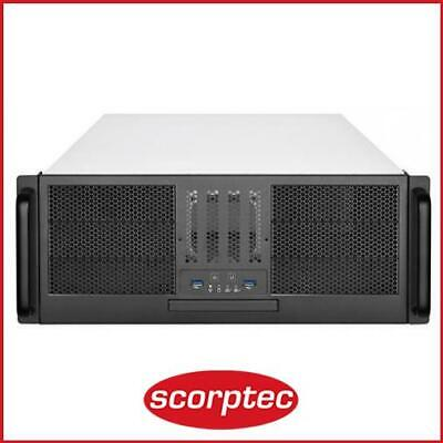 AU324 • Buy SilverStone RM41-506 Black 4U Rackmount Case, No PSU