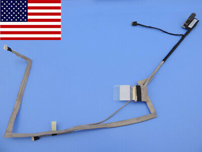 $19.99 • Buy LVDS LCD Video Screen Display Cable For DELL DC02C004T00 0D3M6R NonTouch