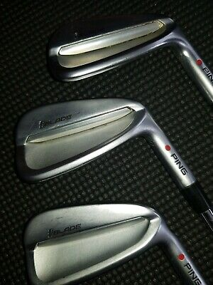 AU350 • Buy Ping Ei 4-6 Iblade 7-9 Irons Modus3 105 S Shafts