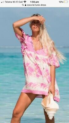 AU230 • Buy Spell Coco Lei Tunic Dress