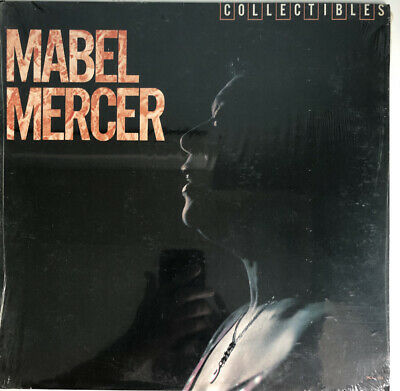$14.95 • Buy Mabel Mercer-Collectibles-1982 MCA Reissue. M-/M  FACTORY SEALED