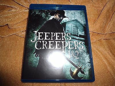 $33.99 • Buy Jeepers Creepers 1&2 [2 Disc Blu-ray] (2001 / 2003)