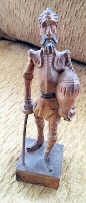 $3.99 • Buy 8 Inch Carved Wooden Soldier Made In Spain