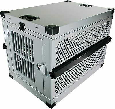 $779.99 • Buy Extreme Rugged LARGE Folding Dog Crate - Heavy Duty Collapsible Travel Carrier