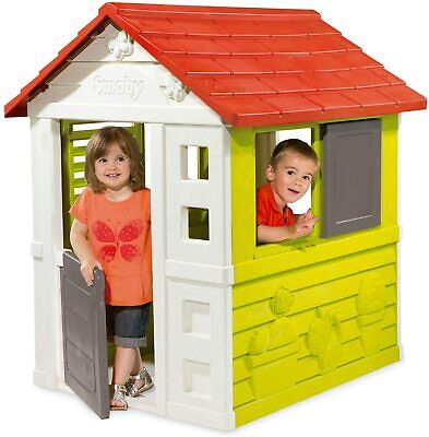 Smoby Wendy House And Playhouse Colorful Kids Playhouses For Kids  • 149.99£