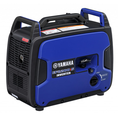 AU2150 • Buy NEW Yamaha EF2200iS, 2200w Inverter Generator, 4 Year Warranty