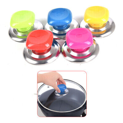 Cookware Replacement Utensil Pot Lid Cover Holding Knob Screw Handle Pan H~JO • 2.92£