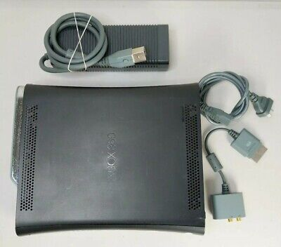AU40 • Buy Xbox 360 20GB Black Console With Cords