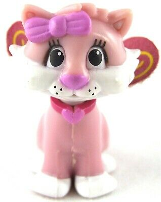 £4.99 • Buy CLARKS SHOES Promotional Pink CAT Magic Fairy FIGURE Toy 4 Cms