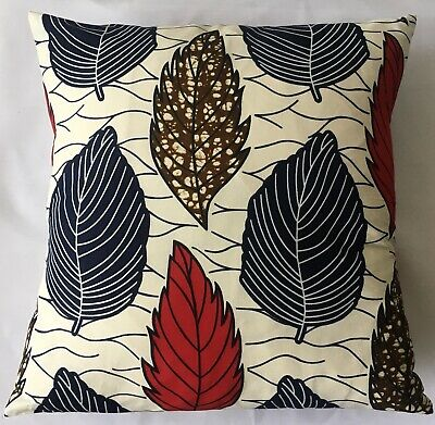 African Print Cushion Cover • 7£