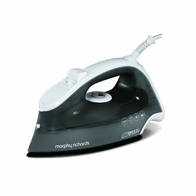 Morphy Richards 300252 Breeze Steam Iron With Ceramic Soleplate, 2600W, 350ml • 17.45£