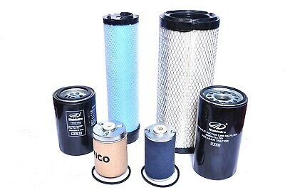 $56 • Buy Mahindra Tractor Filter Economy Pack Of 6 For 4500 / 5500 / 6000 / 6500