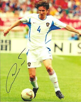 £3.45 • Buy ALEXEY SMERTIN RUSSIA SIGNED 10 X 8 INCH - Chelsea/Fulham