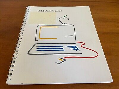 £120.30 • Buy APPLE LISA 2 Owner's Guide ©1984 030-1076-A In Nice Condition - See Images