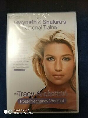 DVD The Tracy Anderson Method Post-Pregnancy Workout . New & SEALED • 8.95£