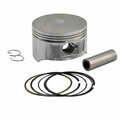 $21.87 • Buy For Honda CH250 0.75mm Oversize Bore 72.75mm Piston Kit With Pin Rings Clips Set