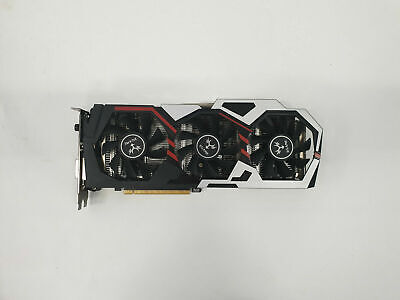 AU490 • Buy Colorful IGame NVIDIA Geforce GTX 1070 8GB Ultra Gaming Graphics Card U-TOP-8G