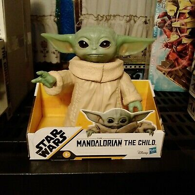 $16.99 • Buy Star Wars The Mandalorian The Child Baby Yoda 6.5  Inch Action Figure