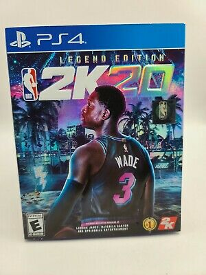 $ CDN92.42 • Buy NBA 2K20 Legend Edition - PlayStation 4 PS4 *BRAND NEW SEALED** Fast Shipping!