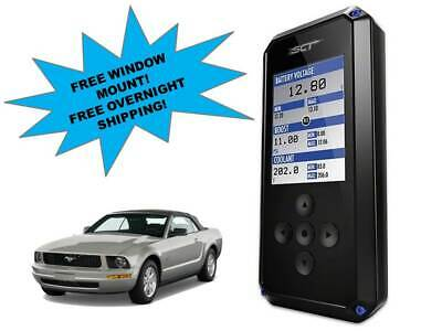 $399 • Buy SCT BDX #40490 Tuner Programmer For 2005 - 2010 Ford Mustang With 4.0 V6 Engine
