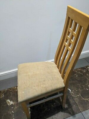 Second Hand Wooden Chair • 10£