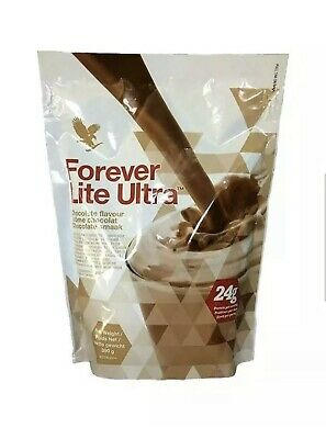 Forever Living Lite Ultra Shake Chocolate New Authentic • 17.45£