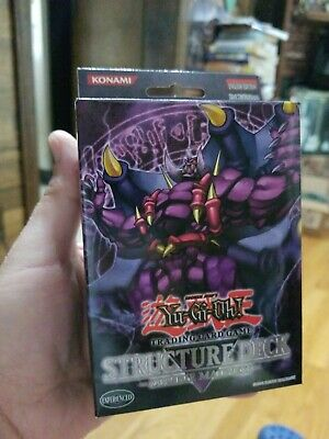 AU139.25 • Buy Yugioh Zombie Madness Structure Deck 1st Edition New Factory Sealed GEM MINT !