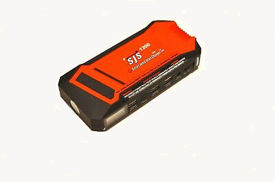 AU189.95 • Buy SJS Smart Start Jump Starter 1200 Amp 12,000mAh Power Bank, USB Charging
