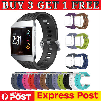 AU6.95 • Buy Replacement Silicone Watch Wrist Sports Band Strap For Fitbit Ionic Wristband