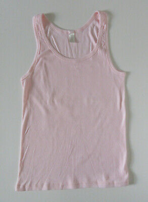 $12.50 • Buy NWOT J Crew Pink 100% Cotton Tank Top XL Made In Portugal