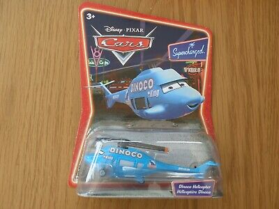 £12.49 • Buy Disney Pixar Cars Supercharged DINOCO HELICOPTER Diecast 1:55