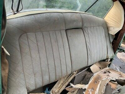 Rover P4 Moss Green Rear Seat Back • 25£