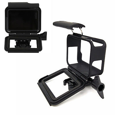 $ CDN11.16 • Buy GoPro Hero 7/6/5 Frame Housing Border Protective Shell Case -  Black