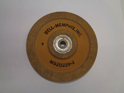 AIRCRAFT PULLEY By BELL-MEMPHIS -3 / AN220-3 NEW • 16.98£