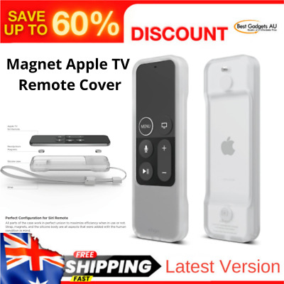 AU27.51 • Buy Remote Control Silicone Protective Case Cover Apple TV 4th Gen Lanyard Included