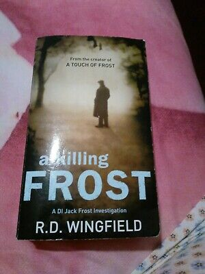 £2.99 • Buy DI Jack Frost: A Touch Of Frost By R. D. Browne And R. D. Wingfield (2008,...
