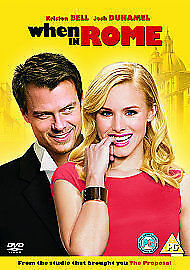 When In Rome (DVD) • 3.99£