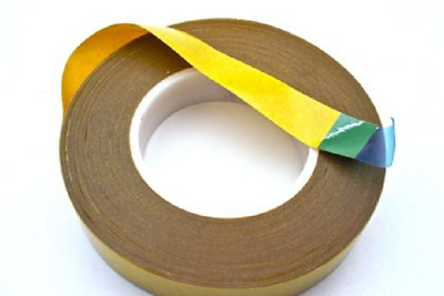 Double Sided Self Adhesive Tape Multi-sizes Very Strong Large 50m Rolls • 4.45£