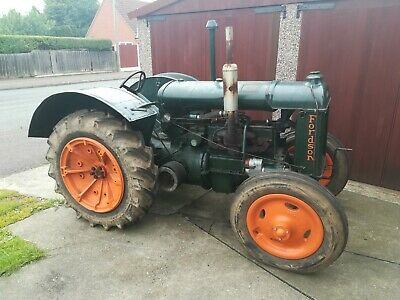 Fordson Standard N Vintage Tractor Ransomes Ploughing • 2,500£