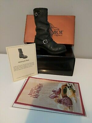 Just The Right Shoe Collection Motorcycle Boot • 11.50£
