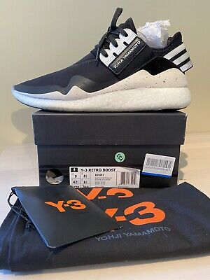 $199.99 • Buy Adidas Y-3 Retro Boost OG Size 9 B35693 - Qasa Racer Yeezy NMD City Sock Ultra
