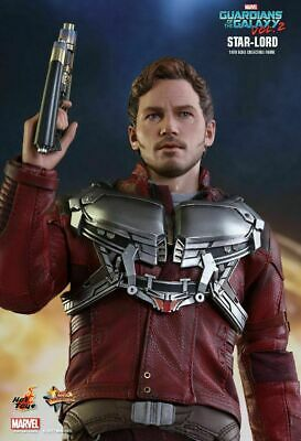 $ CDN406.49 • Buy Guardians Of The Galaxy Vol.2 - Star-Lord (MMS420) 1/6th Scale - Hot Toys