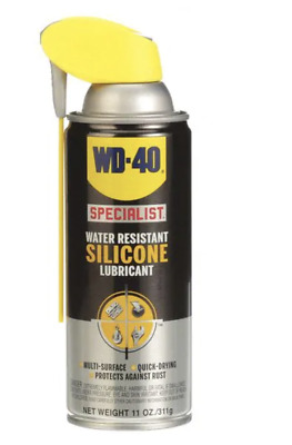 $ CDN15.12 • Buy WD-40 Specialist Water Resistant Silicone Spray General Purpose Dry Lubricant