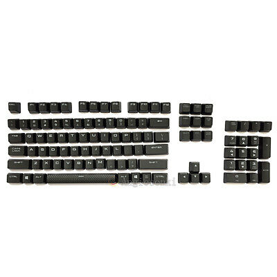 AU8.99 • Buy NEW Replacement Keycaps For CORSAIR K70 RGB Rapidfire Mechanical Gaming Keyboard