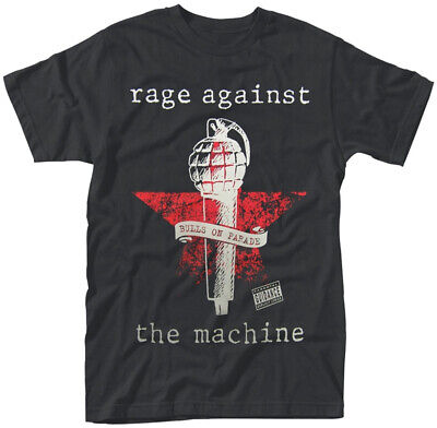 Rage Against The Machine - Bulls On Parade T Shirt • 14.99£