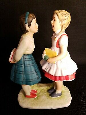 $ CDN21.39 • Buy Gorham THE MISSING TOOTH Norman Rockwell Figurine Porcelain
